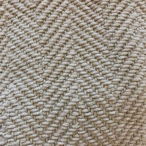 Bedding - Soft cream knit throw blanket!